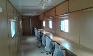 Site Office Container for Sale in Hyderabad