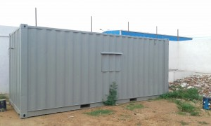 Second hand container and portable office container cabin in Hyderabad