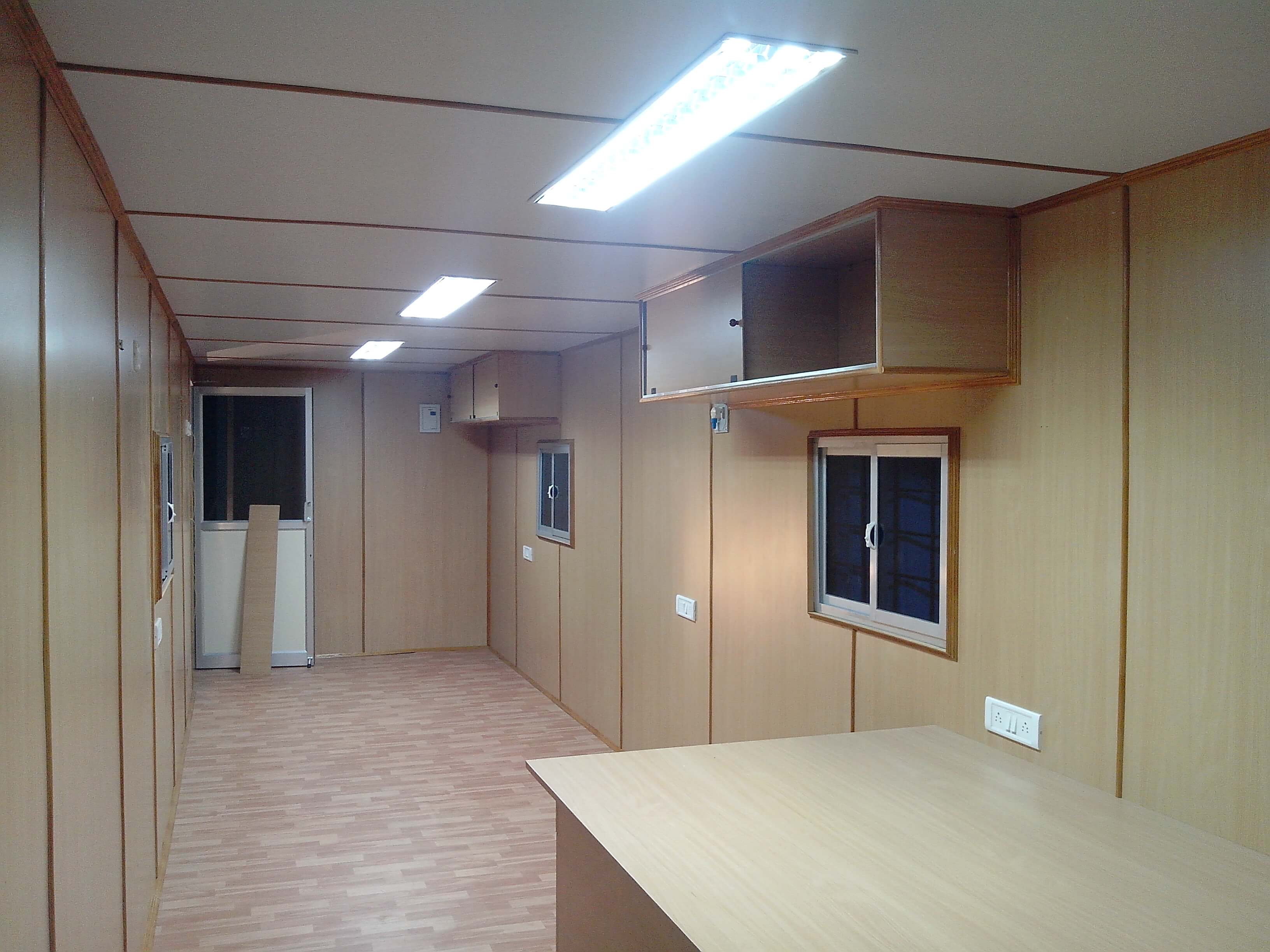 Manufacturer of portable cabin container