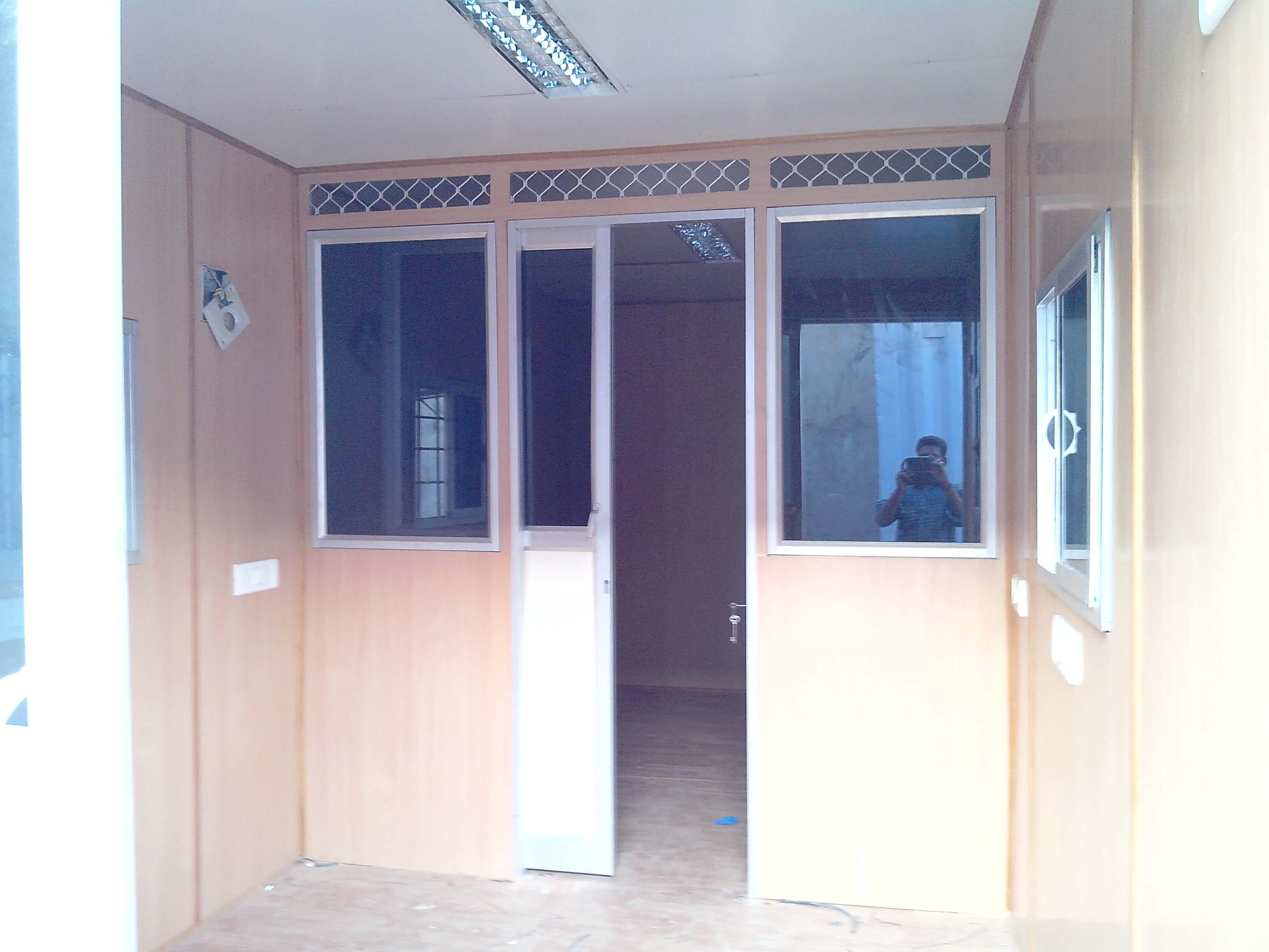 Container Site Office Manufacturer